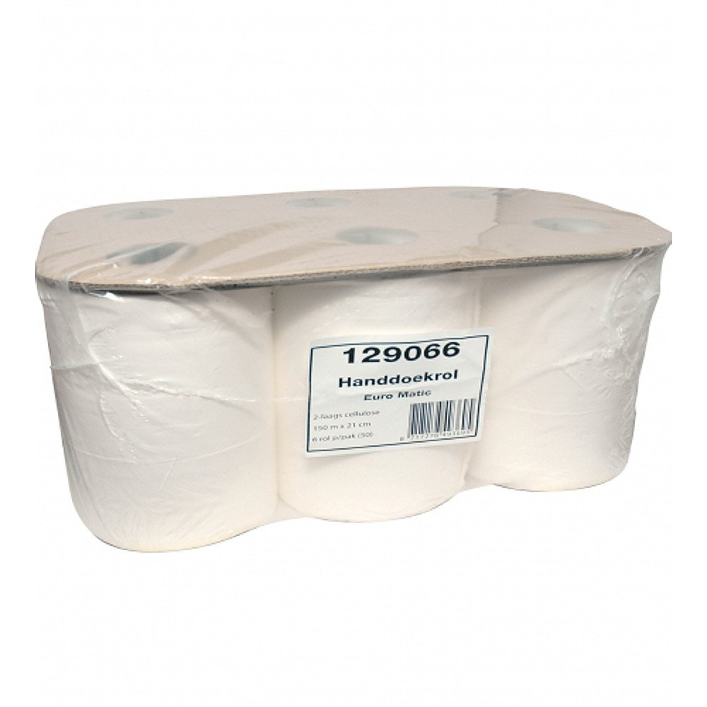 Euro Products | Handdoekrol | Euro Matic | cellulose