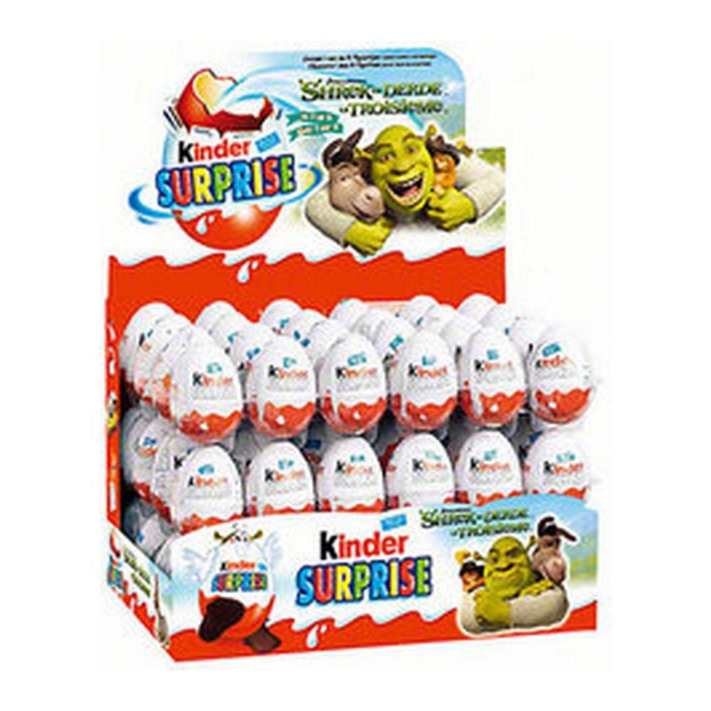 Kinder | Surprise eieren | 72 stuks