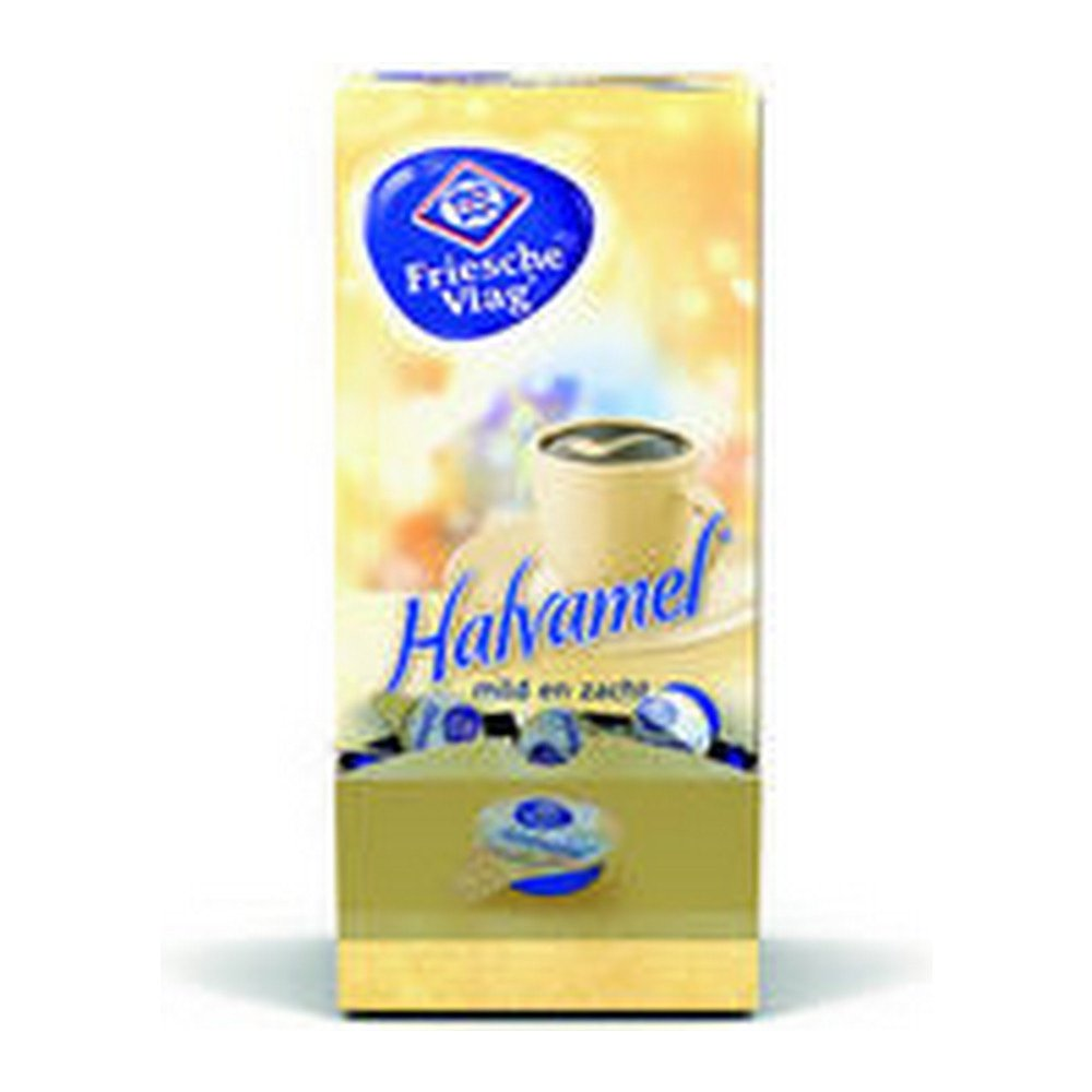 Friesche Vlag | Halvamel | Melkcups | 400 x 7 ml