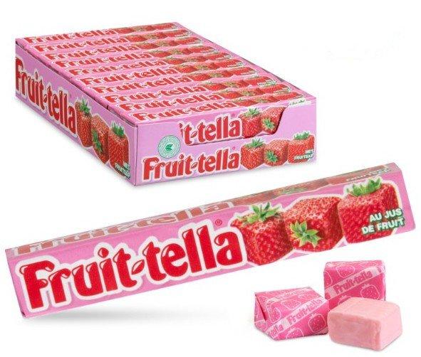 Fruittella   Strawberry   20 stuks