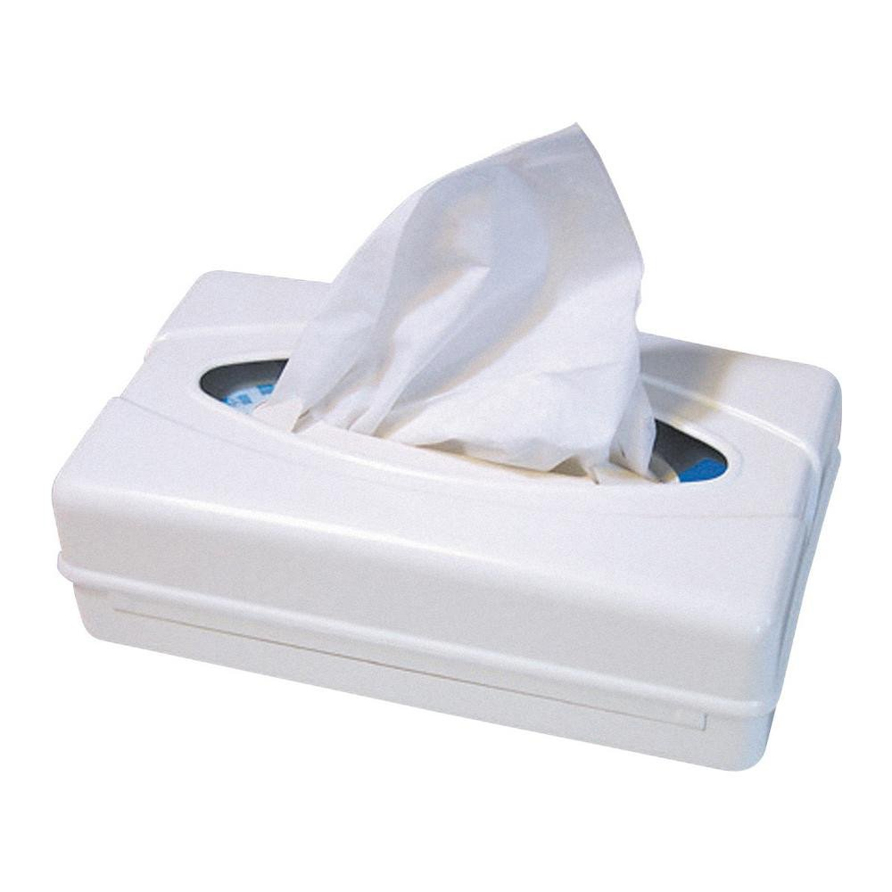 Facial tissue dispenser kunststof