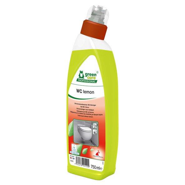 Green Care | WC Lemon Gel | 10 x 750 ml