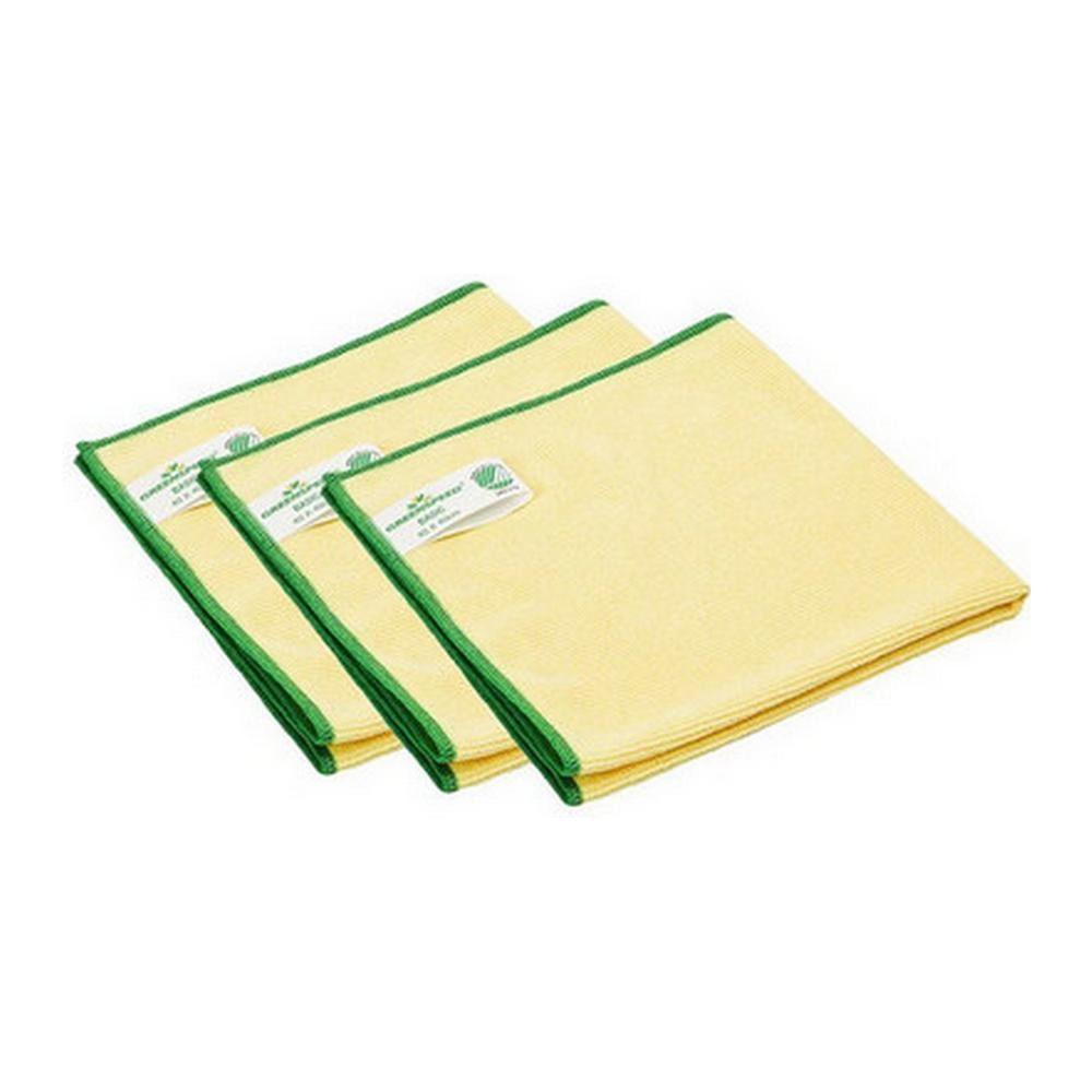 Greenspeed Original microvezeldoeken geel 10 stuks