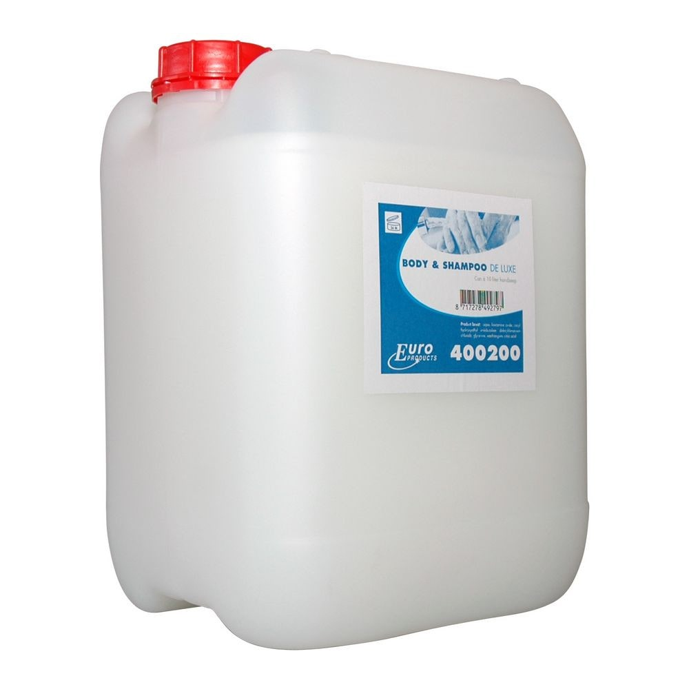 Euro Products | Luxe hair & body shampoo | Jerrycan 10 liter