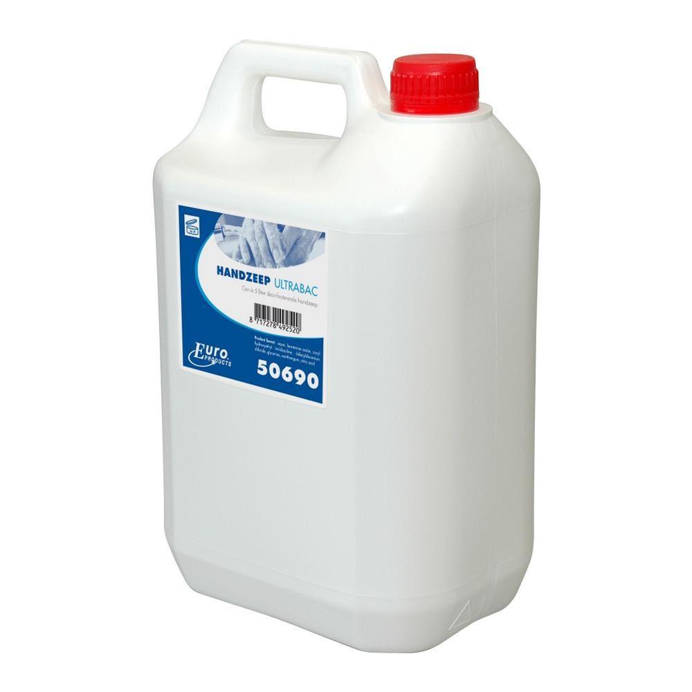 Euro Products | Desinfecterende handzeep | Jerrycan 5 liter