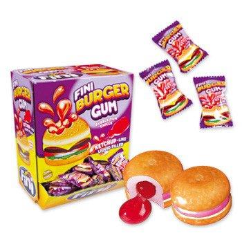 Fini | Burger Gum | 200 stuks