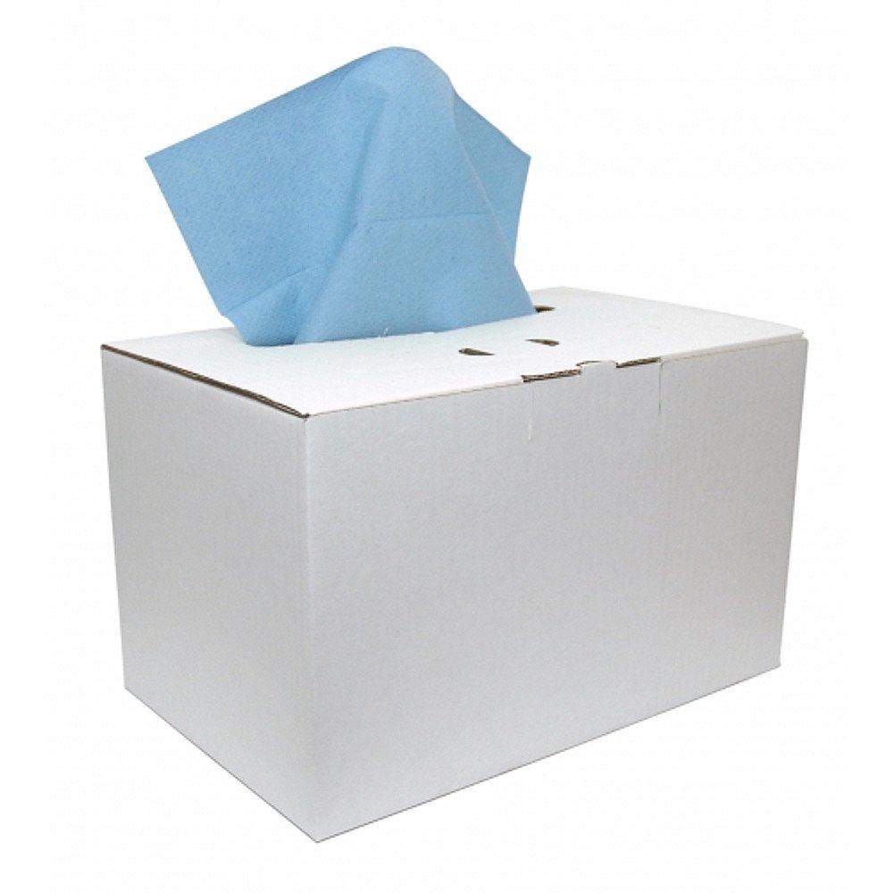 Euro Products | Industriepapier cellulose 2-laags | Dispenserdoos 240 vel