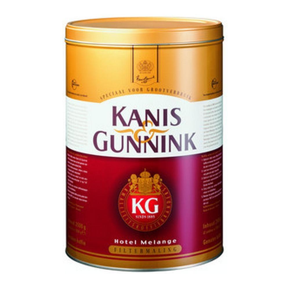 Kanis & Gunnink Rood Snelfilter 2,5 kg