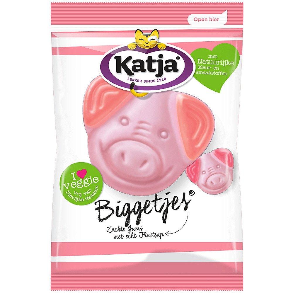 Katja | Biggetjes | 24 x 65 gram