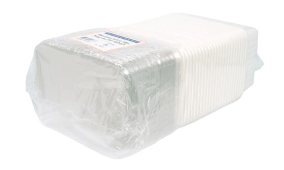 Kilobak Wit met deksel Transp. 6 x 25 stuks