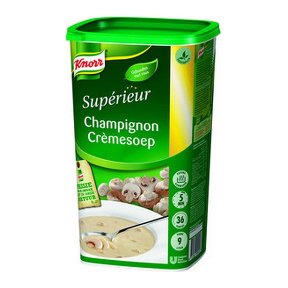 Knorr | Superieur Champignoncrème | Bus 9 liter