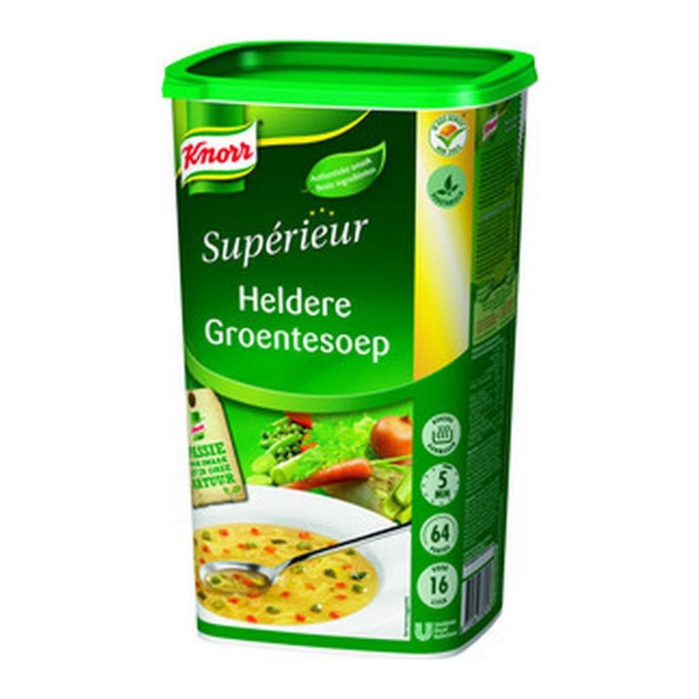 Knorr   Superieur Heldere Groente   Bus 16 liter