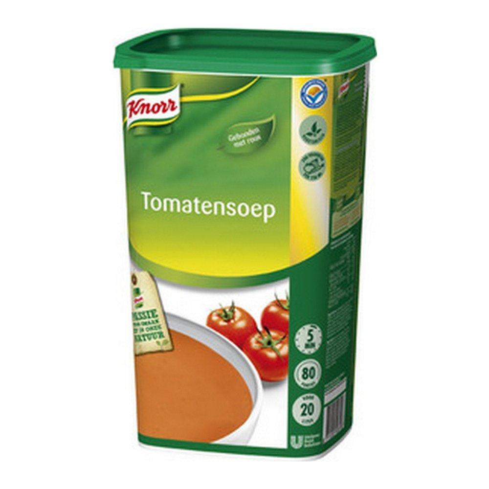 Knorr   Basis voor Tomatensoep   20 liter