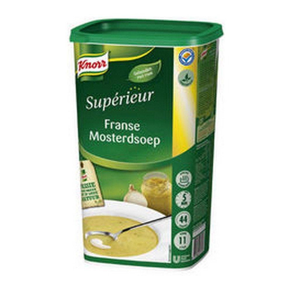 Knorr   Superieur   Franse Mosterdsoep   11 liter