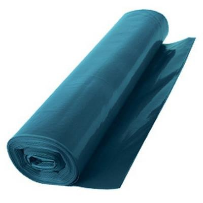Van Der Windt | Afvalzak | LDPE T70 | Blauw | 80 x 120 cm | 200 stuks