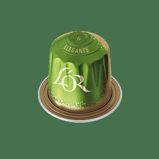 Douwe Egberts | L'Or Espresso | Lungo Elegante | 100 Cups