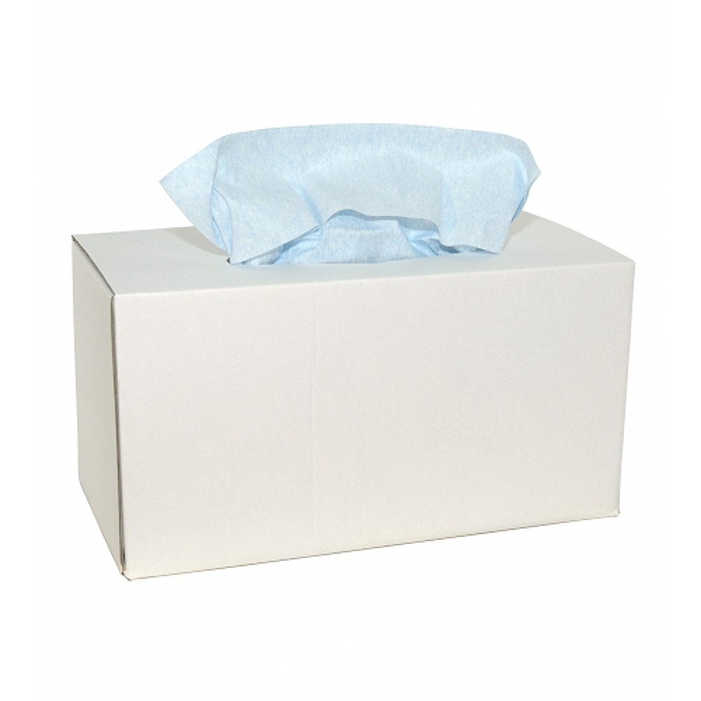 M-wipe blauw Euro dispenser box