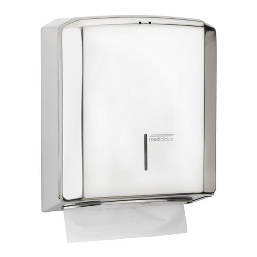 Mediclinics handdoek dispenser hoogglans