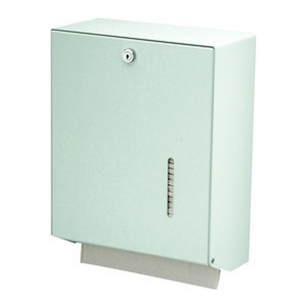 MediQoline | Handdoekdispenser | Groot | Wit