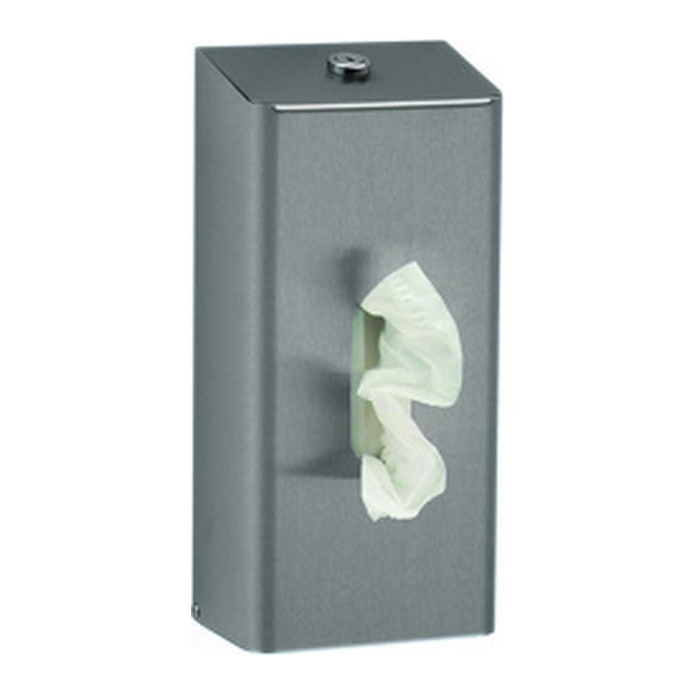 MediQoline Tissue dispenser RVS