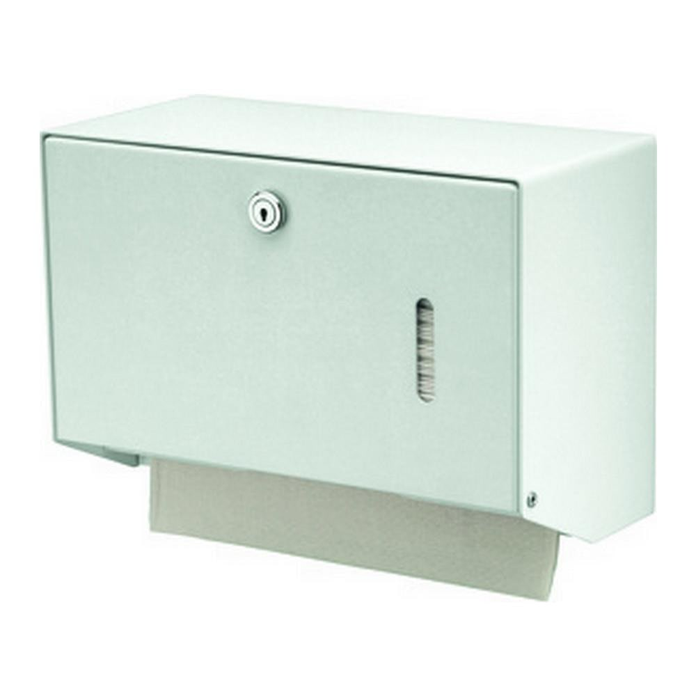 MediQoline   Handdoek dispenser   Klein   Wit
