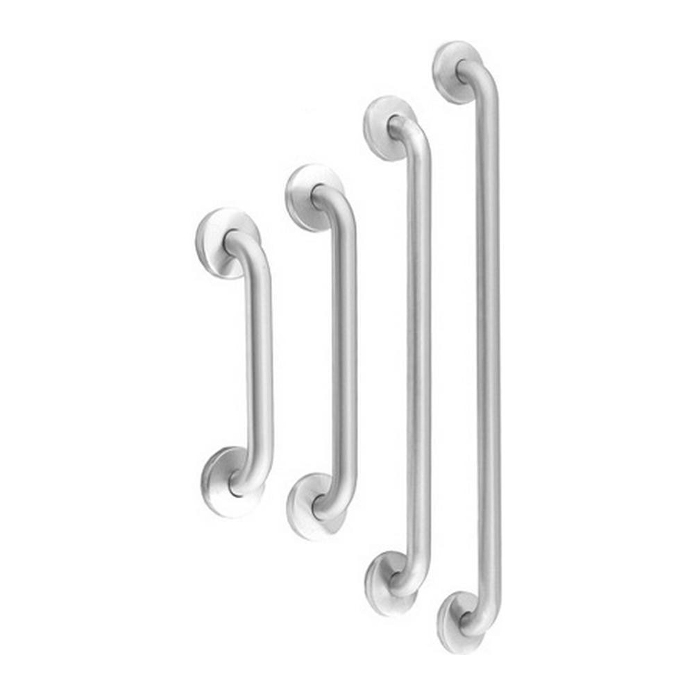 MediQoline Grab bar RVS recht 387 mm
