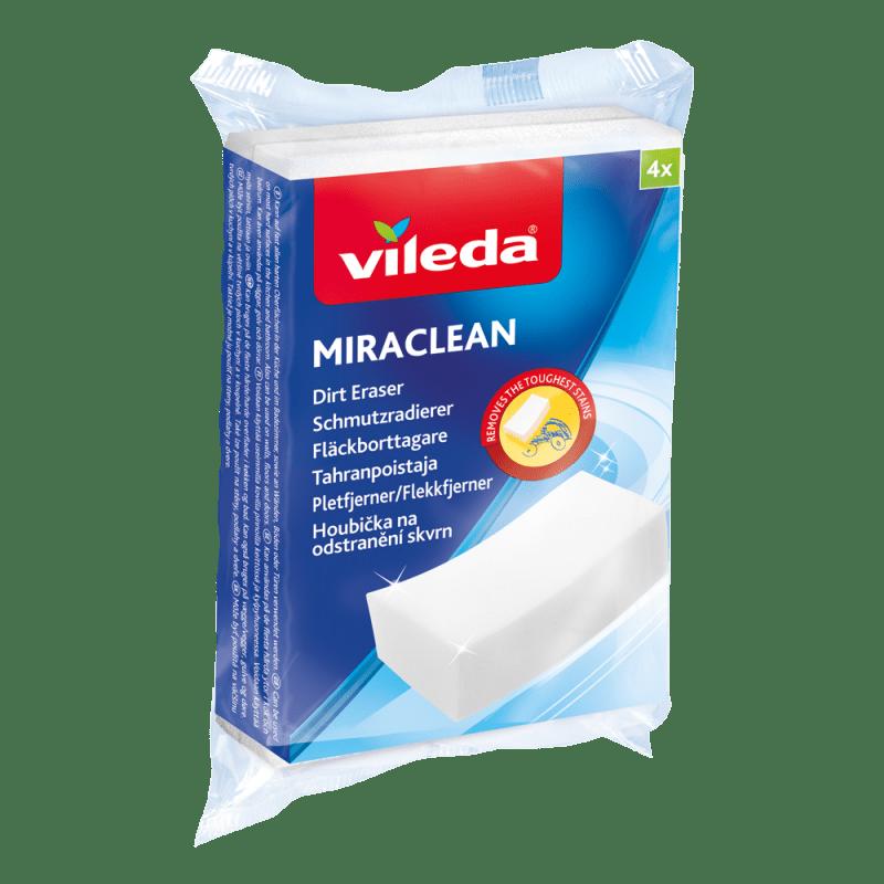 Vileda | Miraclean | Spons standaard | 12 stuks