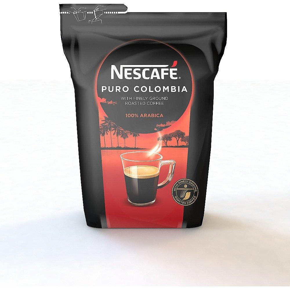 Nescafé | Puro Colombia | Instant koffie | 12 x 500 gram