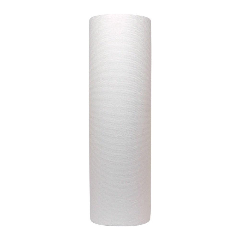 Euro Products | Onderzoekstafelpapier | Cellulose 2- laags | Wit | 45cm | 6 x 100 meter