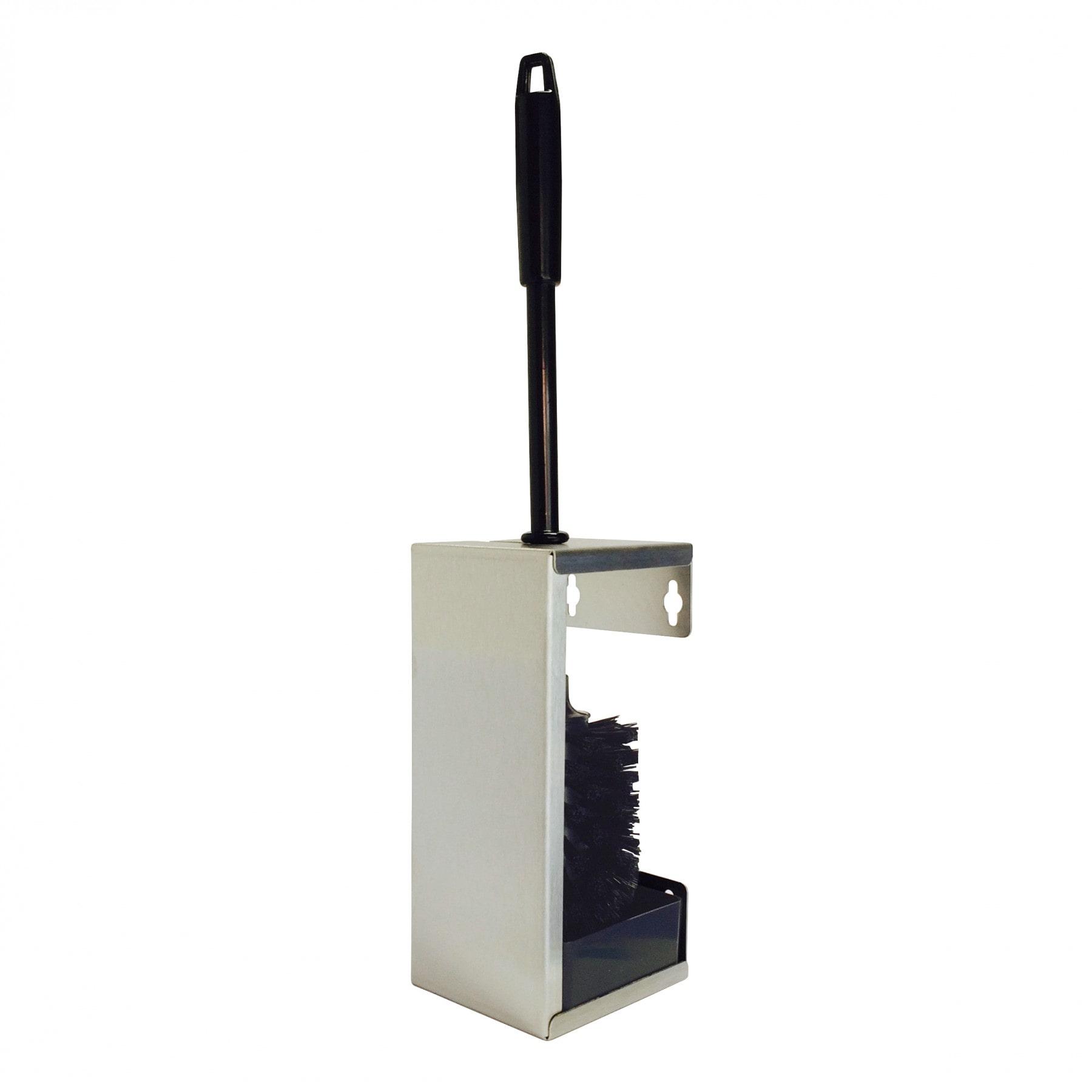 Santral | Toiletborstelhouder | RVS