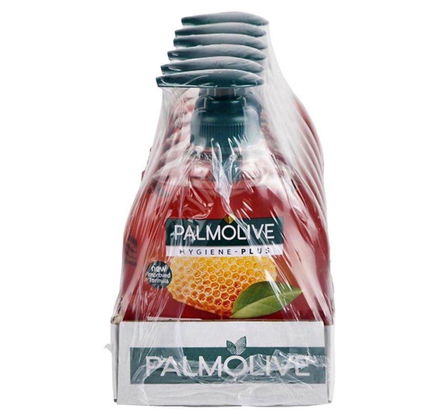Palmolive Hygiënische Handzeep zeeppompje 6 x 300 ml