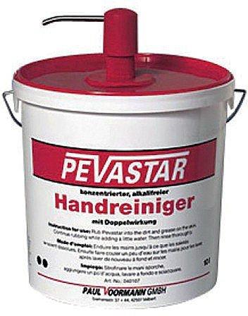 Peva star | Euro star | Zeeppomp | Geschikt voor 10 liter emmer