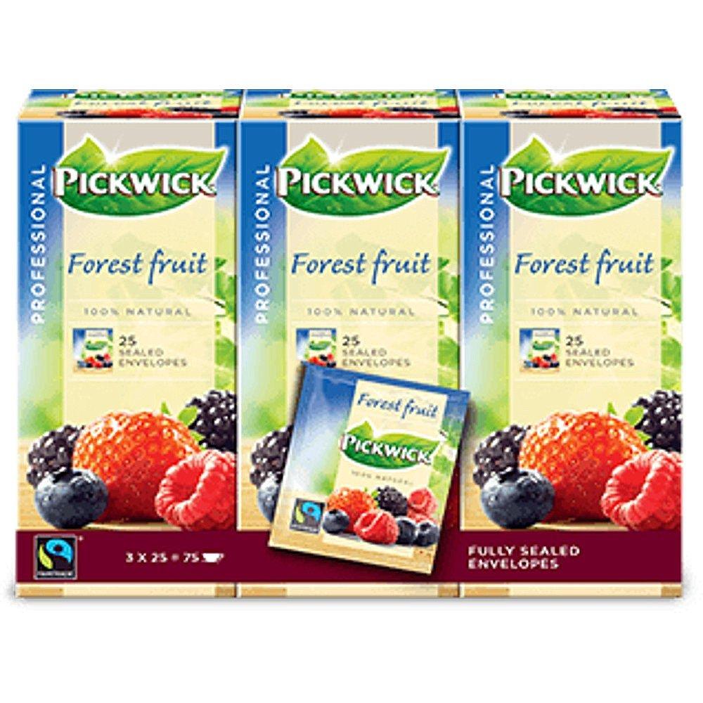 Pickwick | Bosvruchten | Doos 75 stuks