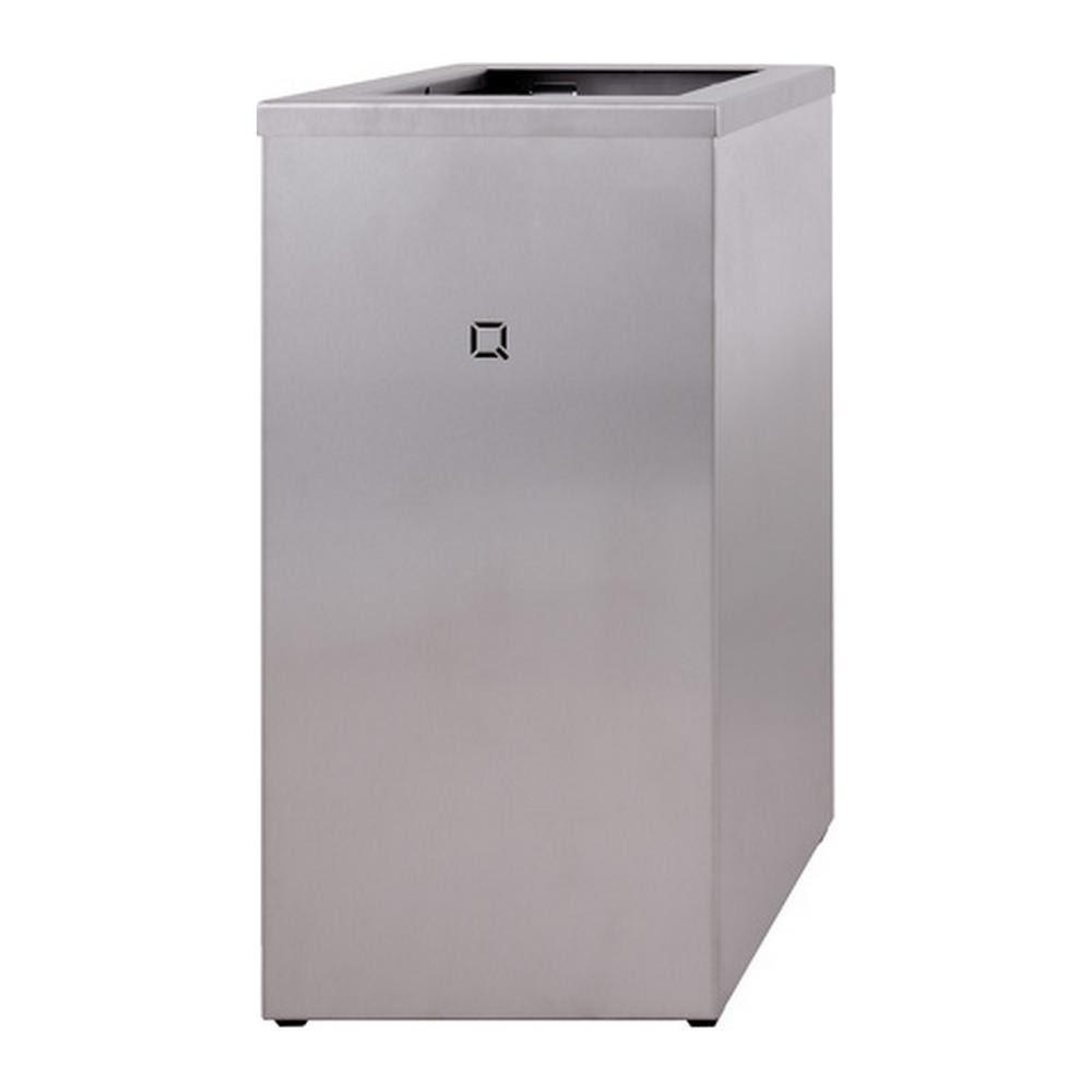 Qbicline afvalbak open 85 liter