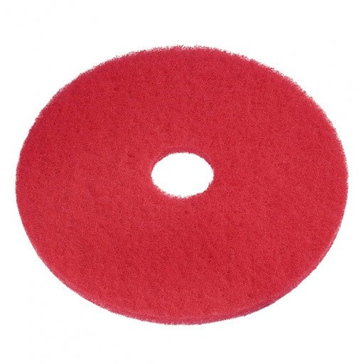 Cleanfix Pad | Rood | 5 stuks