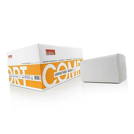 Satino   Comfort handdoekjes 2-laags   25 x 23 cm   3200 stuks