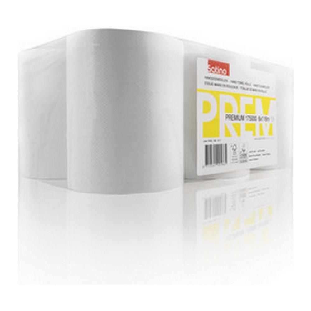 Satino | Premium handdoekrol | 2-laags | 6x116 meter