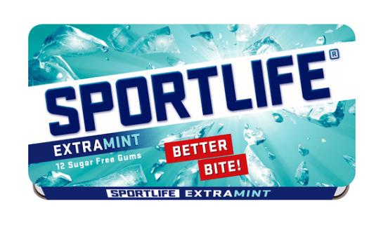 Sportlife   Extramint   48 pakjes