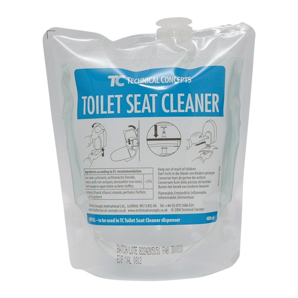 Euro Products | Toiletbrilreiniger | Flacon 12 x 400 ml