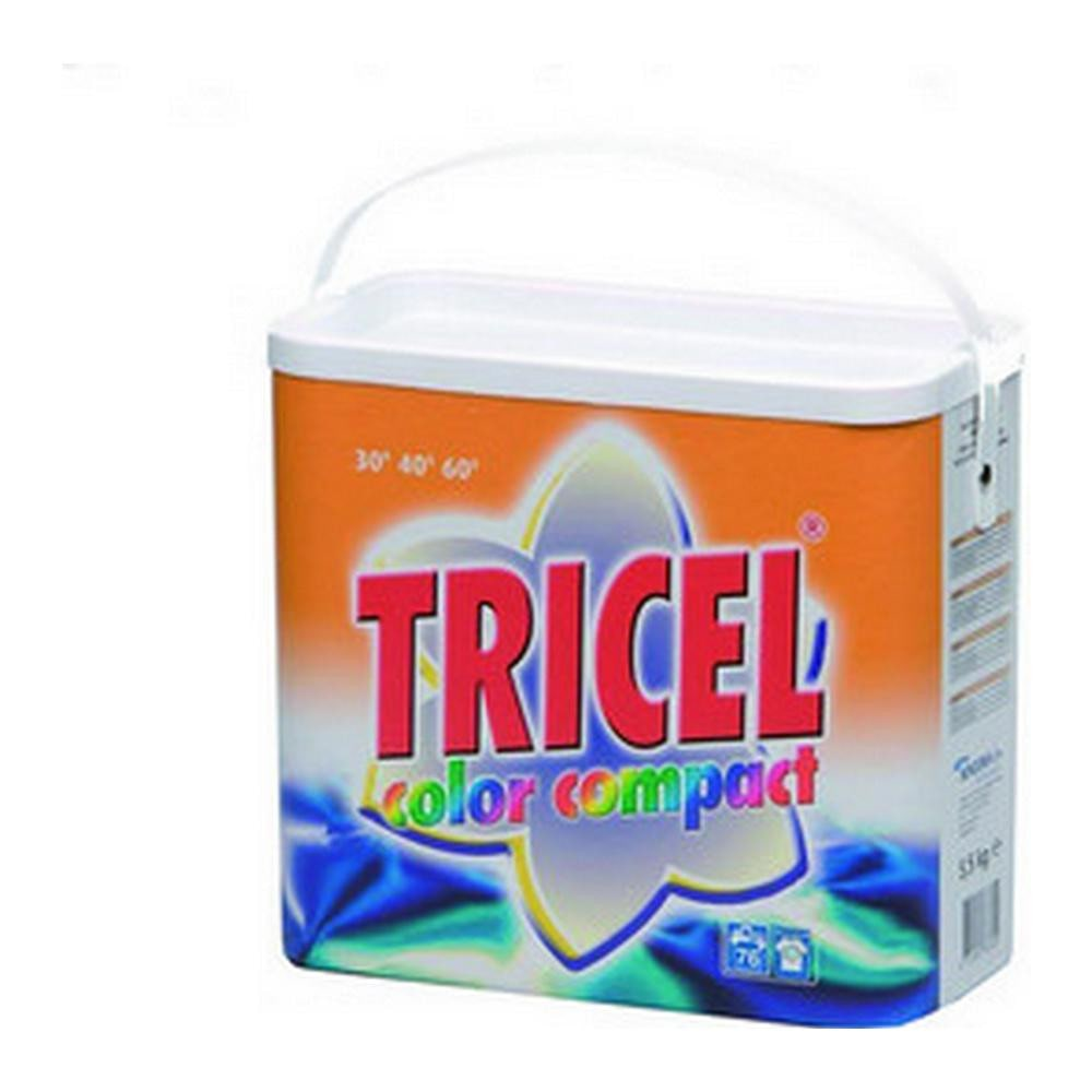 Tricel compact color wasmiddel 5.5 kg