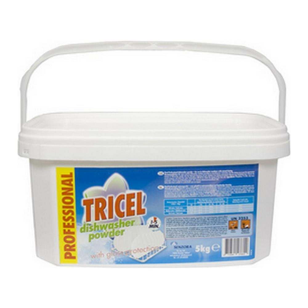 Tricel | Prof. vaatwaspoeder | 2 x 5 kg