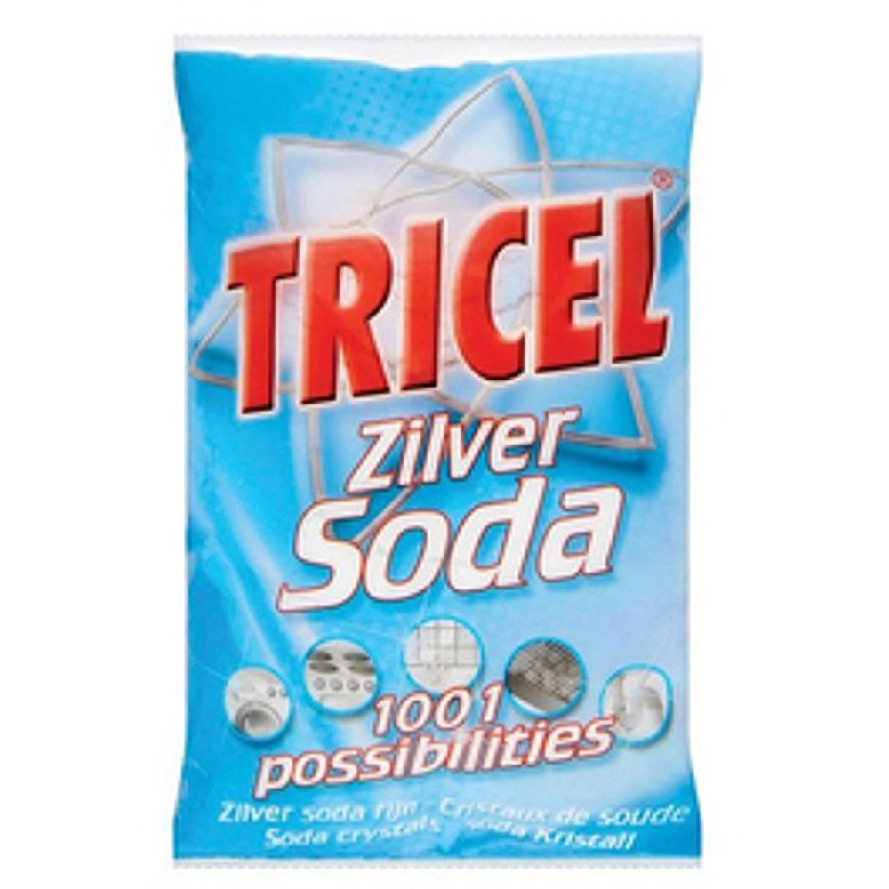 Tricel | Zilver Soda Fijn | 1 kg