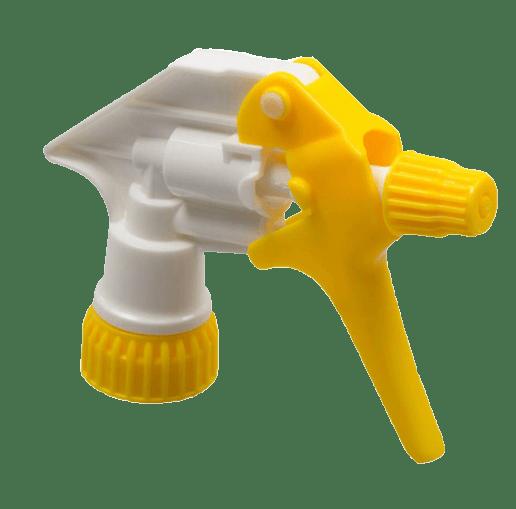 Trigger voor sprayflacon   Geel
