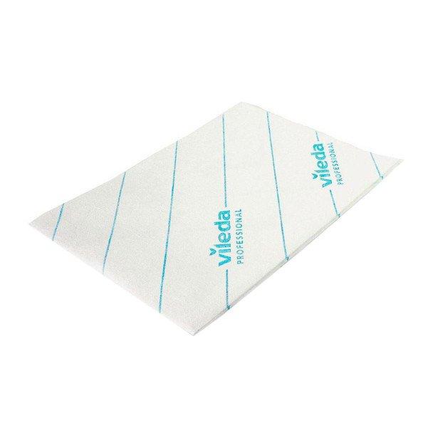 Vileda   Micro One   Wit/Blauw   50 stuks
