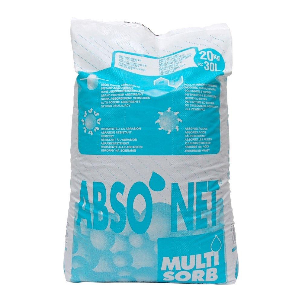 Absonet Absorptie vloerkorrel baal multi sorb 20 kg