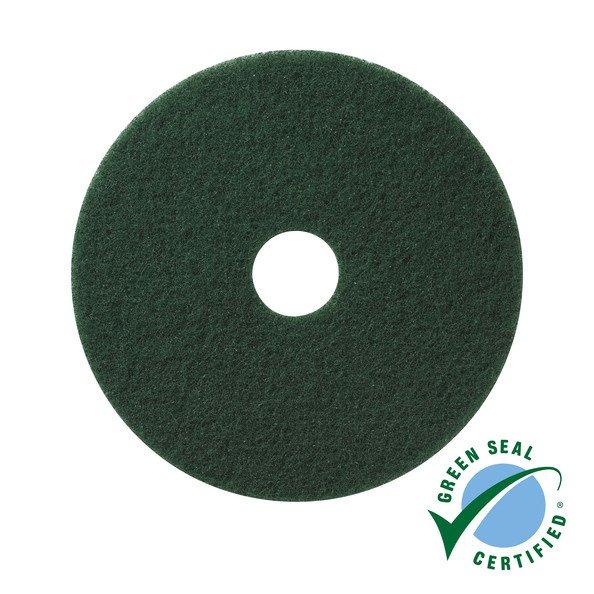 Wecoline   Vloerpad   11 inch   Groen   5 stuks