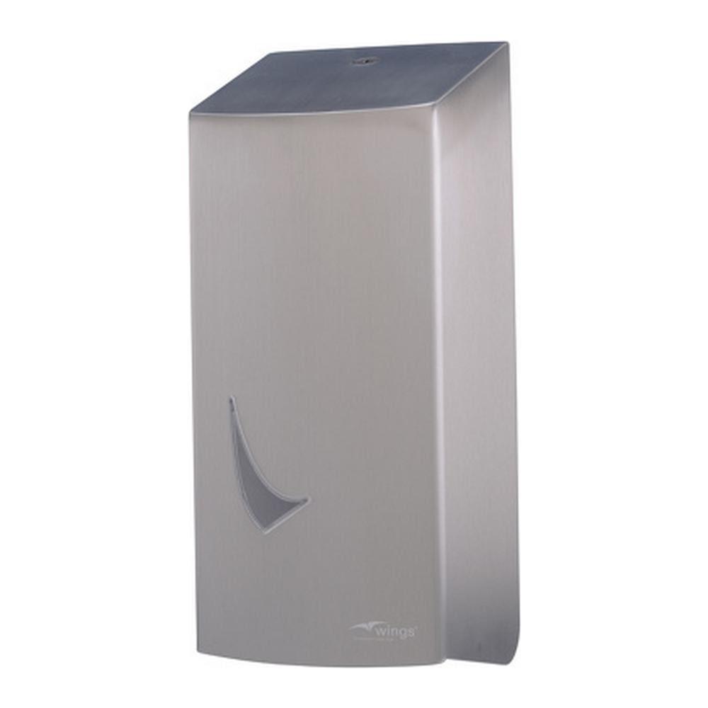 Wings | Bulkpack dispenser | RVS