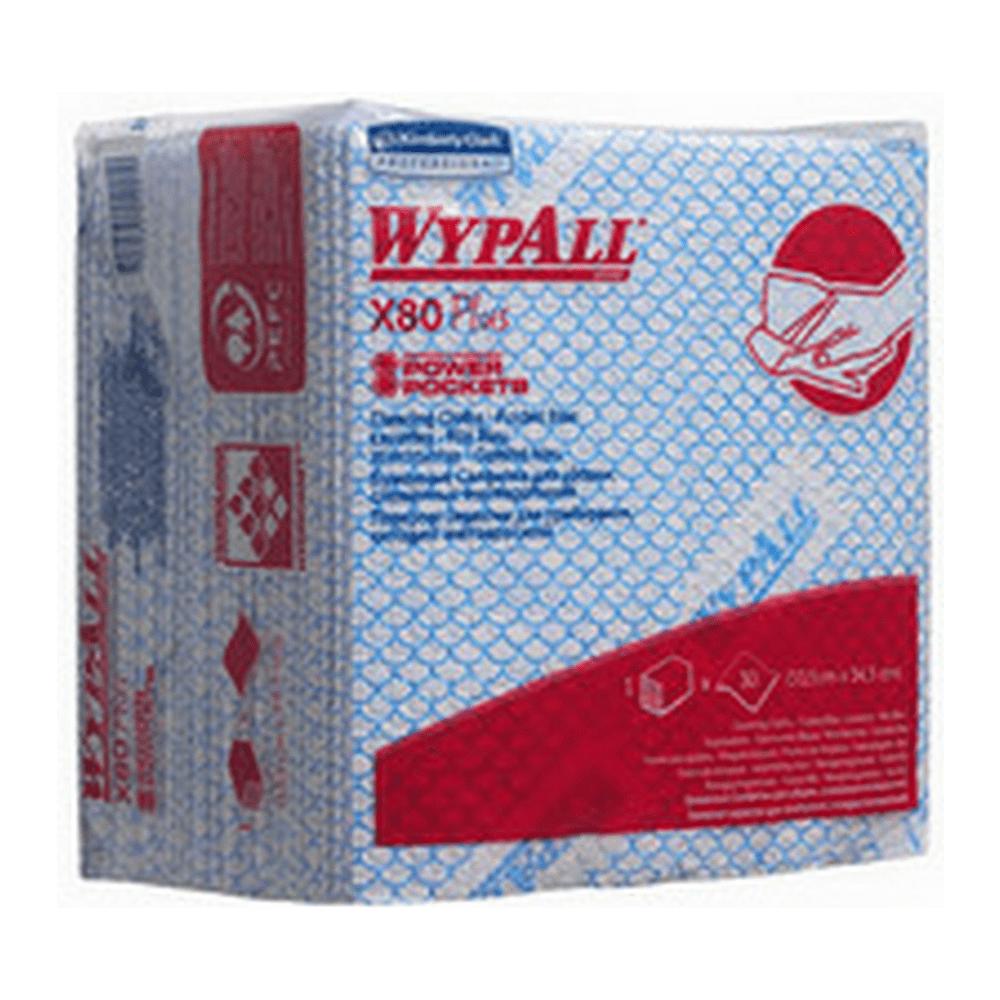 Wypall X80 plus doeken 30 stuks a8
