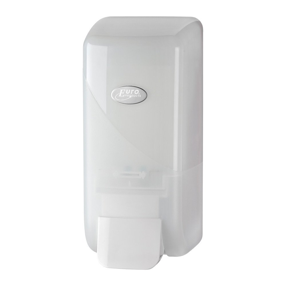 Euro Products   Pearl   Zeepdispenser bag in box   900 ml   Wit
