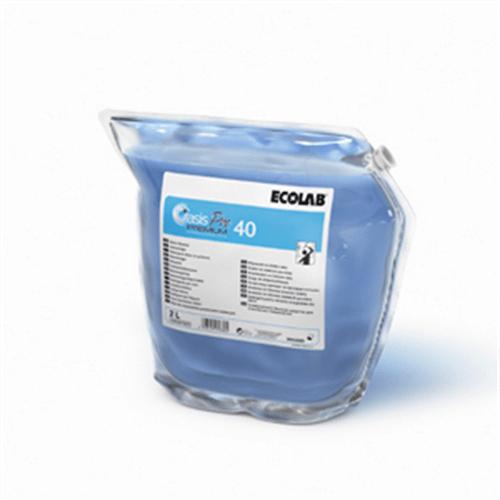 Ecolab | Oasis pro 40 | interieur- & glasreiniger | 2 x 2 liter